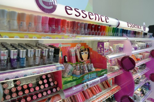 Essence Cosmetics Press Event & Launch