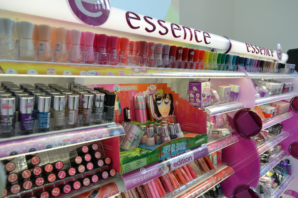Essence Cosmetics Press event