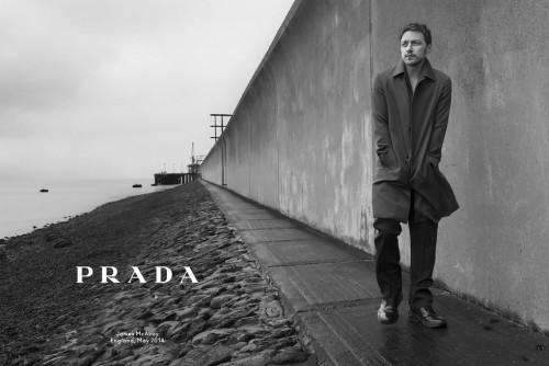 Prada Menswear Fall/Winter 2014 Campaign