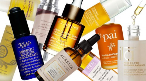 What do face oils do?