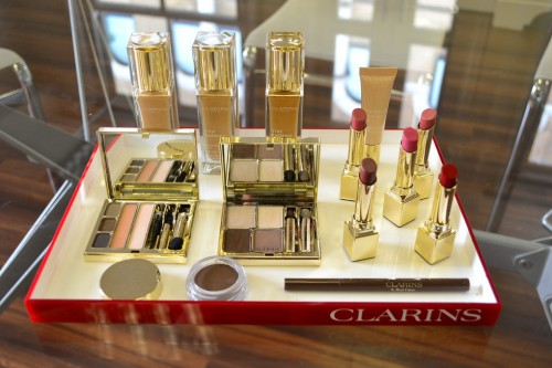 Clarins Autumn Make-up Collection 2014