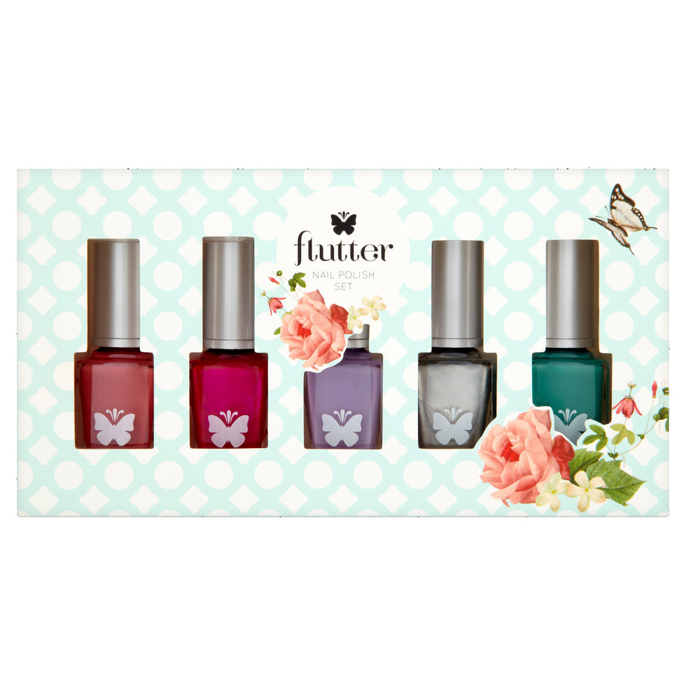Flutter Nail Polish Set