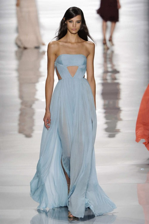 Reem Acra Collection – Spring 2015