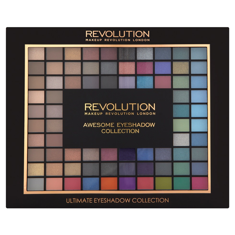 Makeup Revolution Awesome Eyeshadow Collection