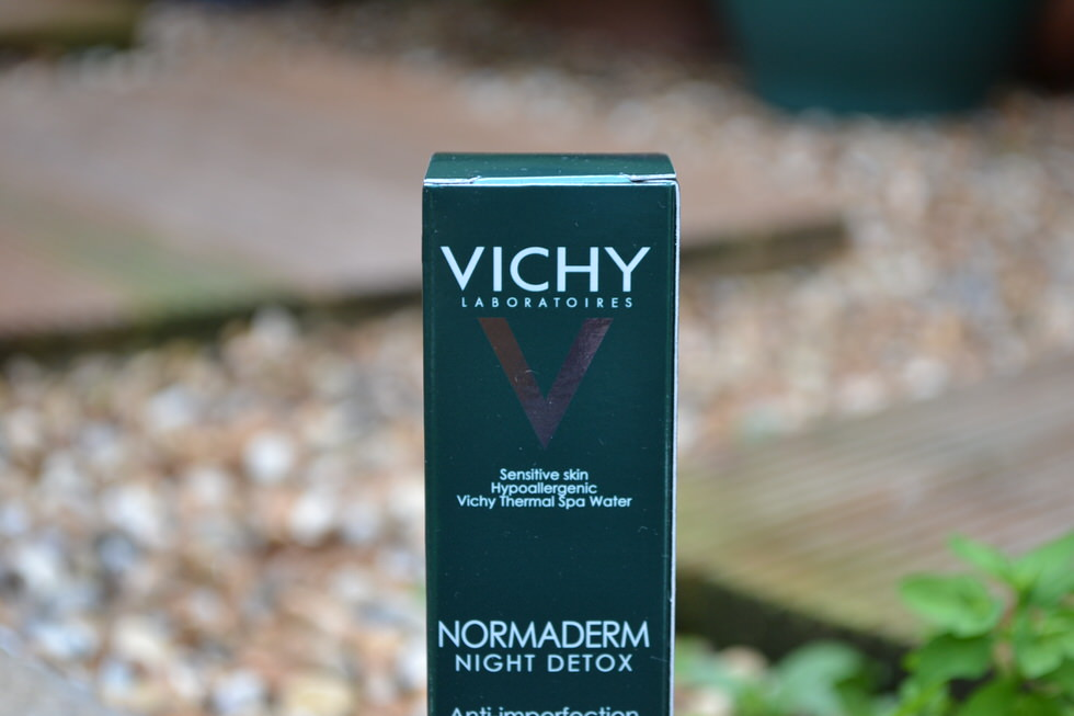 Vichy normaderm Night Detox Review