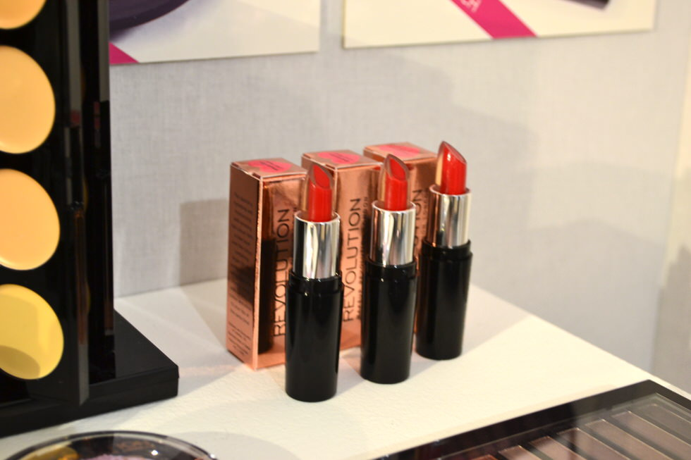 Superdrug Makeup Revolution Lipsticks