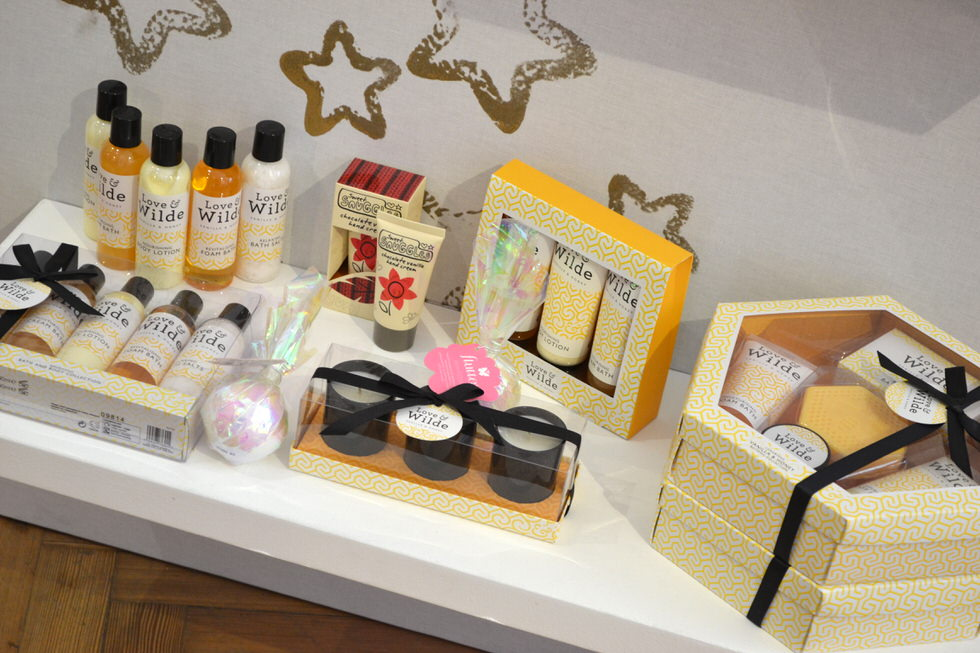 Superdrug Press Event - Christmas Gift Sets
