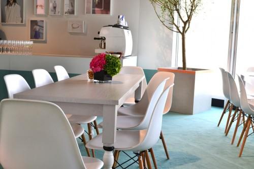 London Fashion Week Luxe Lounge