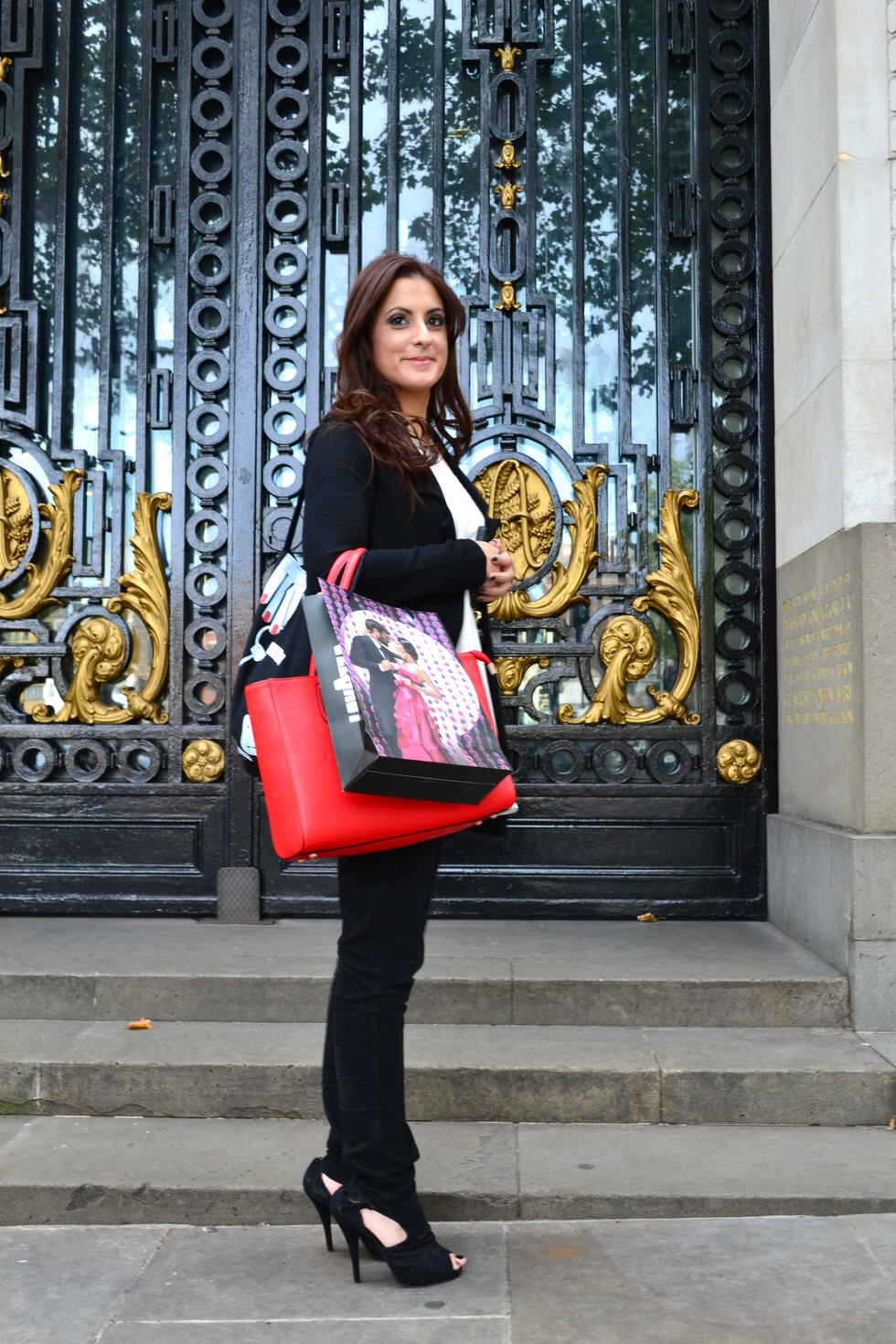 London Fashion Week Blogger Street Style