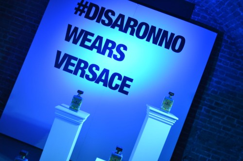 Disaronno Wears Versace Party