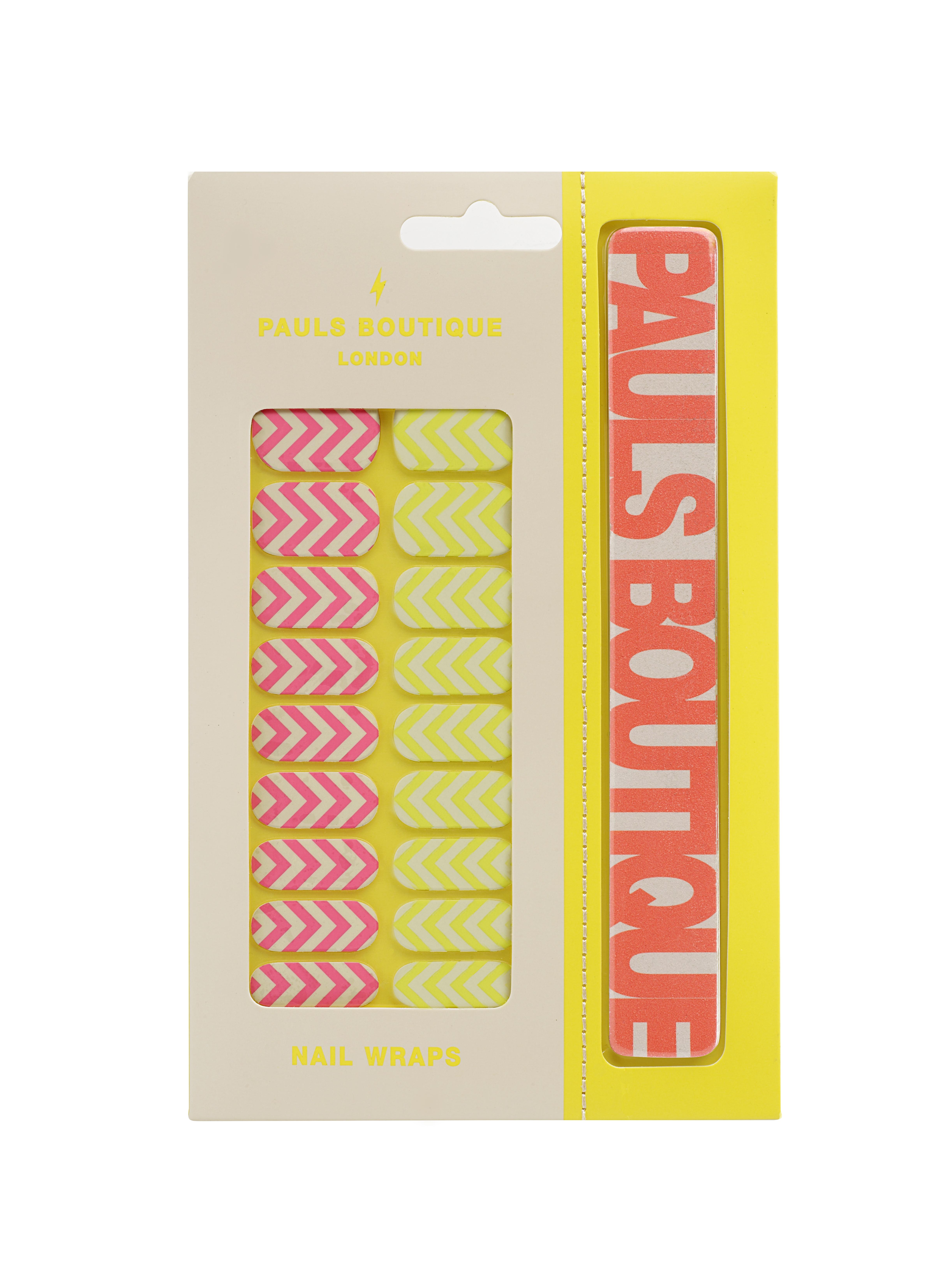 Paul's Boutique Nail Wraps