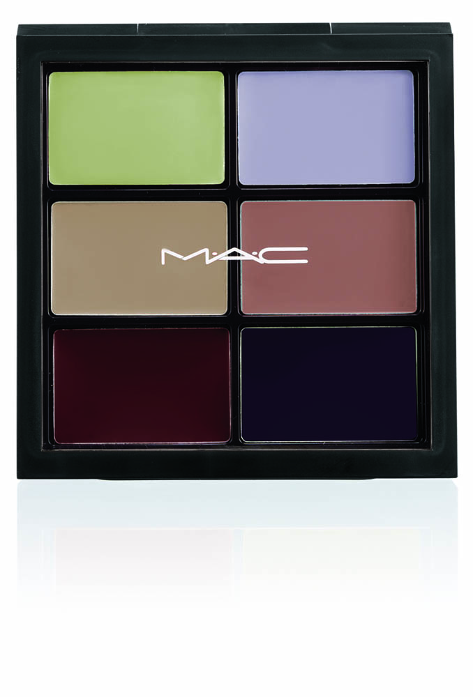 MAC Trend Forecast 17 Eye Palette