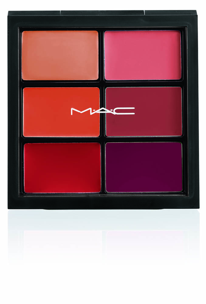 MAC Trend Forecast 15 Lip Palette