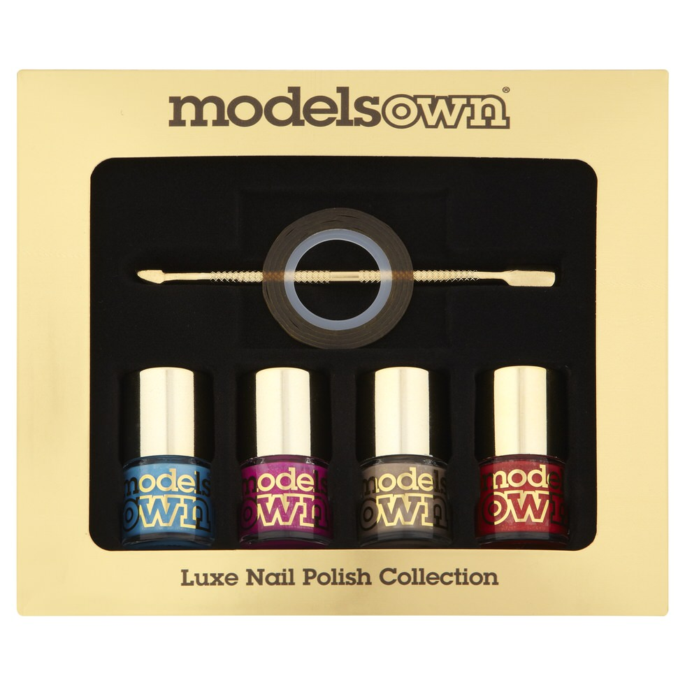 Models OWn Luxe Nail Polish Set