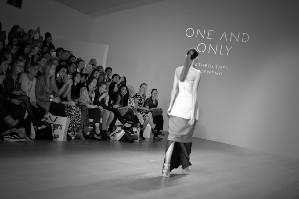 LFW - The outnet - One and Only