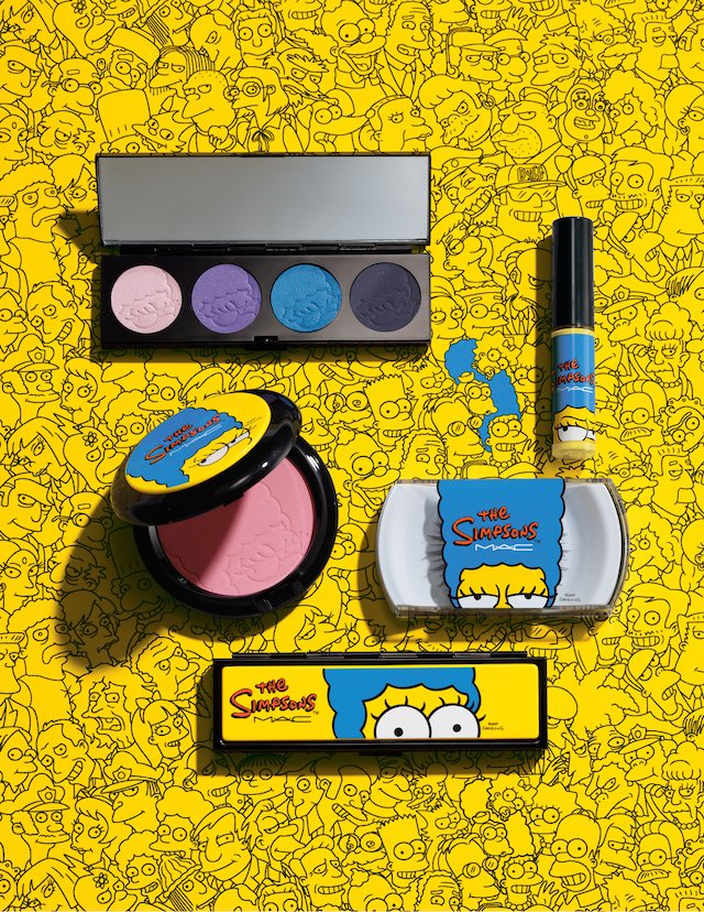 MAC - The Simpsons Makeup Collection