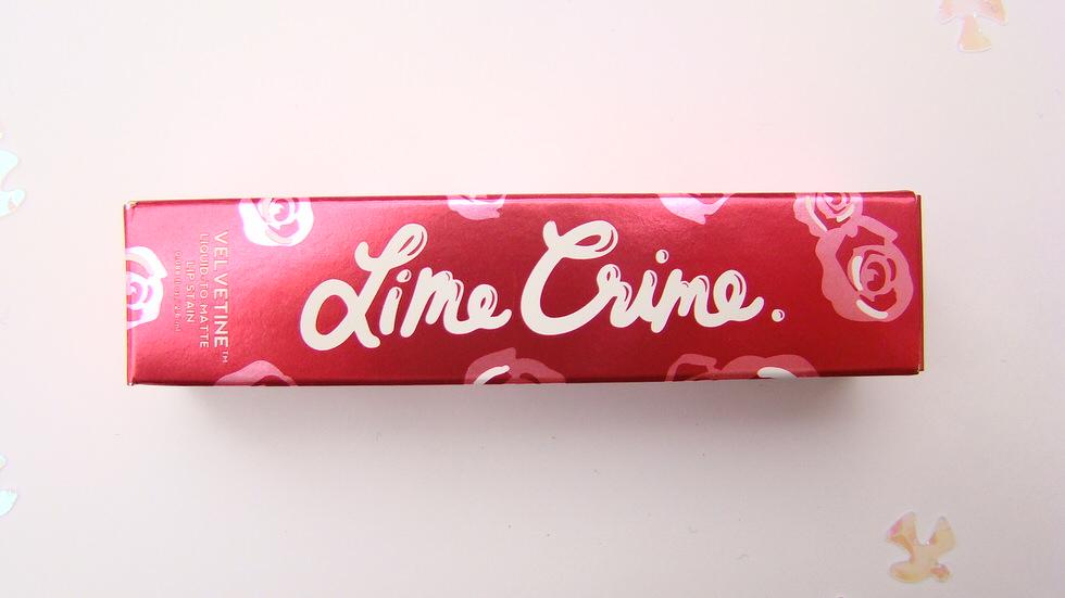 Lime Crime Pink Velvet
