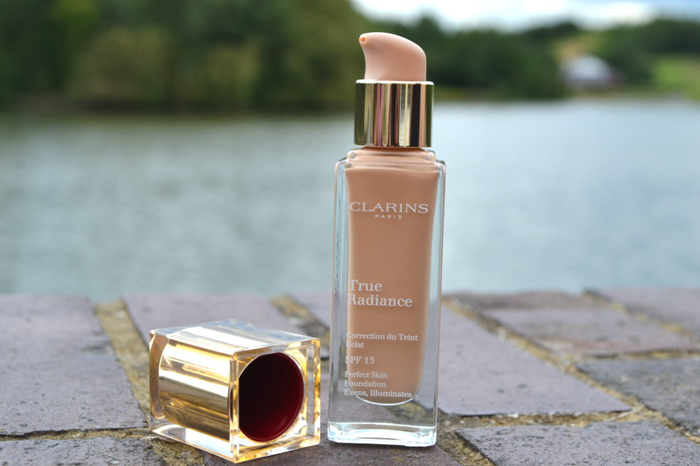 Clarins true Radiance Foundation Review