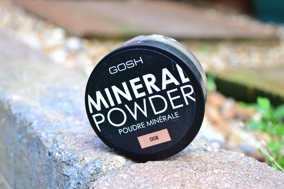 GOSH Mineral Powder - Review