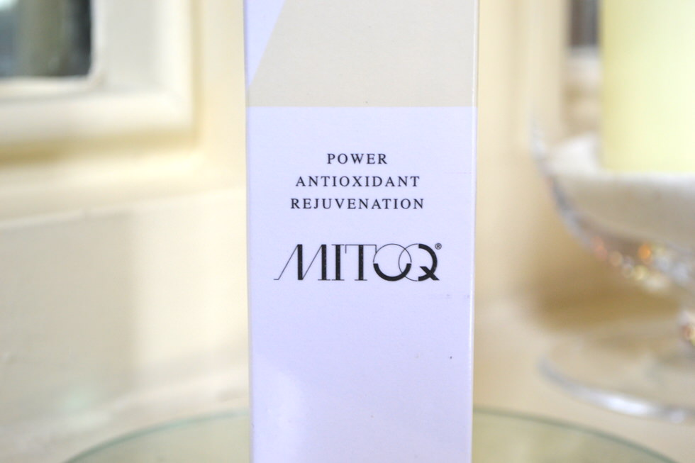 MitoQ power antioxidant serum review