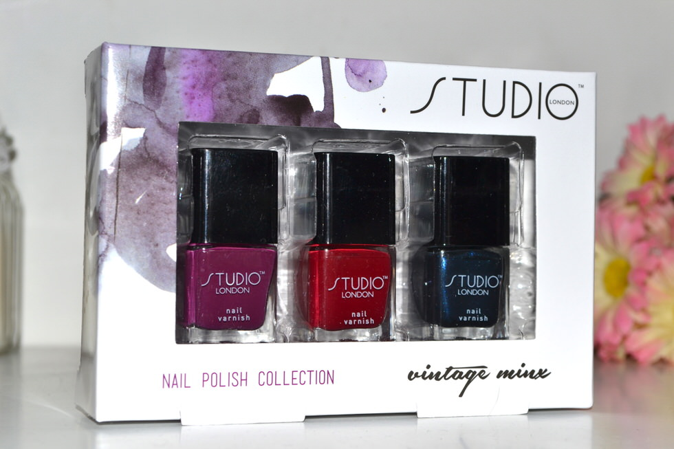 Studio London Nail Polish Collection