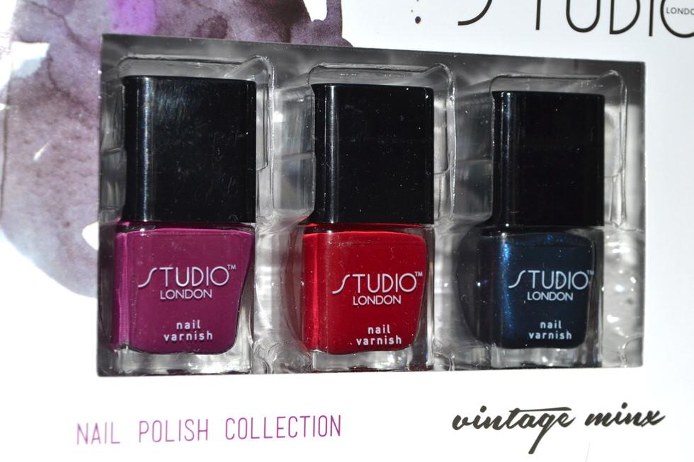Studio London Nail Polish Collection