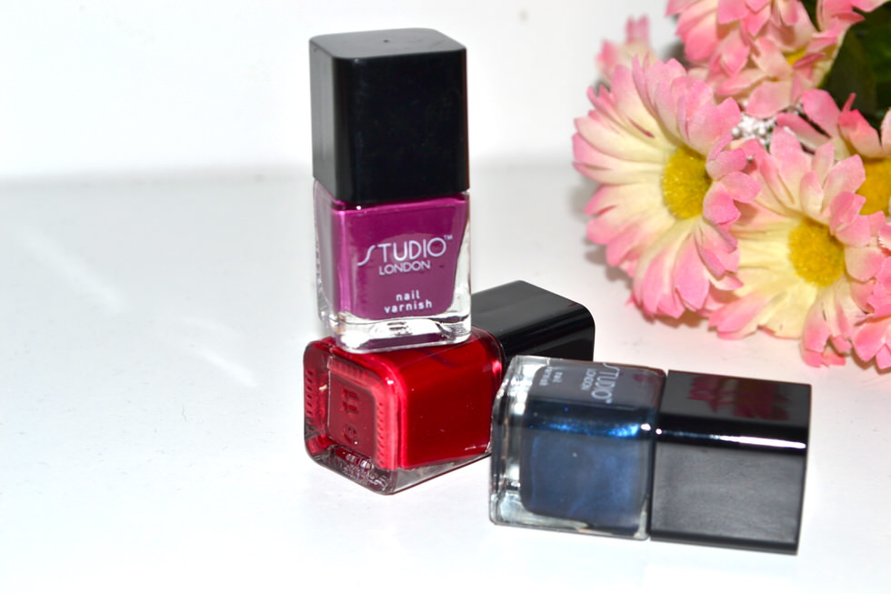 Studio London Nail Polish Collection Review