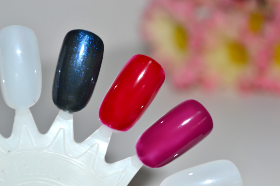 Studio London Nail Polish Collection Swatches