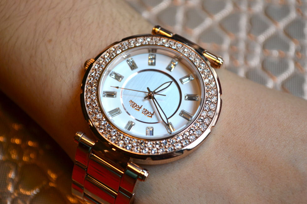 Folli Follie Watch - Rose Gold