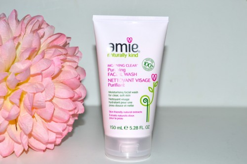 Amie Morning Clear Purifying Facial Wash – Review