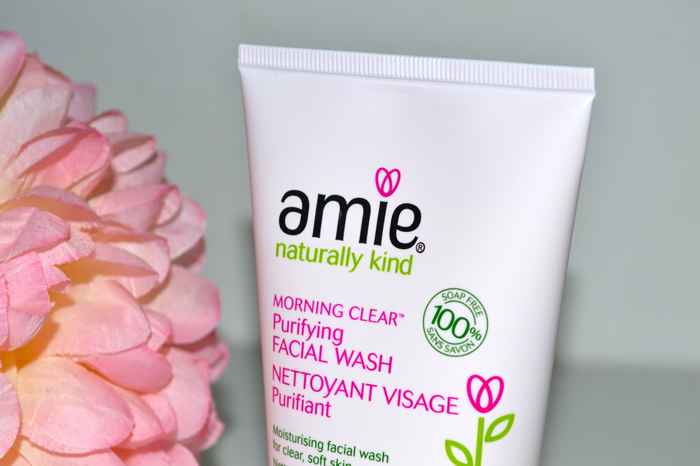 Amie Morning Clear Purifying Facial Wash - Review