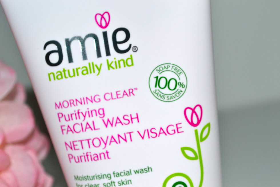 Amie Morning Clear Purifying Facial Wash - Soap Free