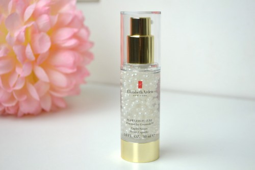 Elizabeth Arden Flawless Future Caplet Serum Review (Powered By Ceramide)