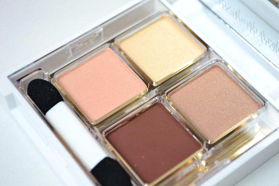 Elizabeth Arden Beautiful Color Eye Shadow Quad - Chic Browns
