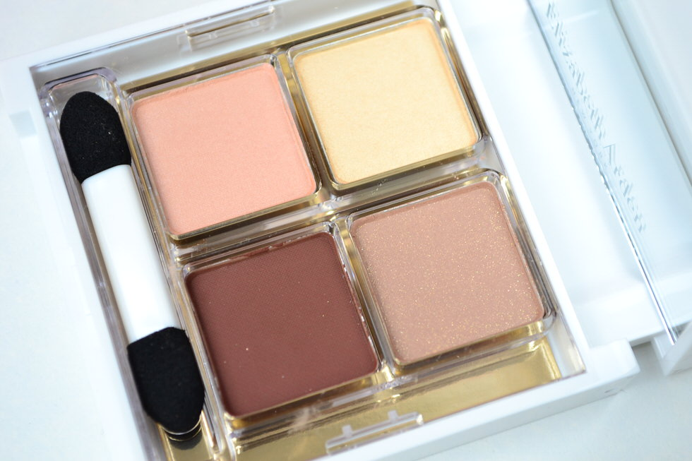 Elizabeth Arden Beautiful Color Eye Shadow - Chic Browns