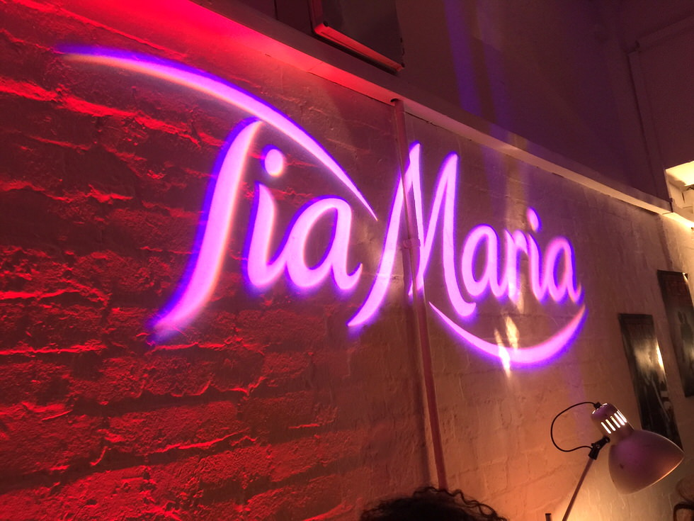 Tia Maria London Event - Dark Room
