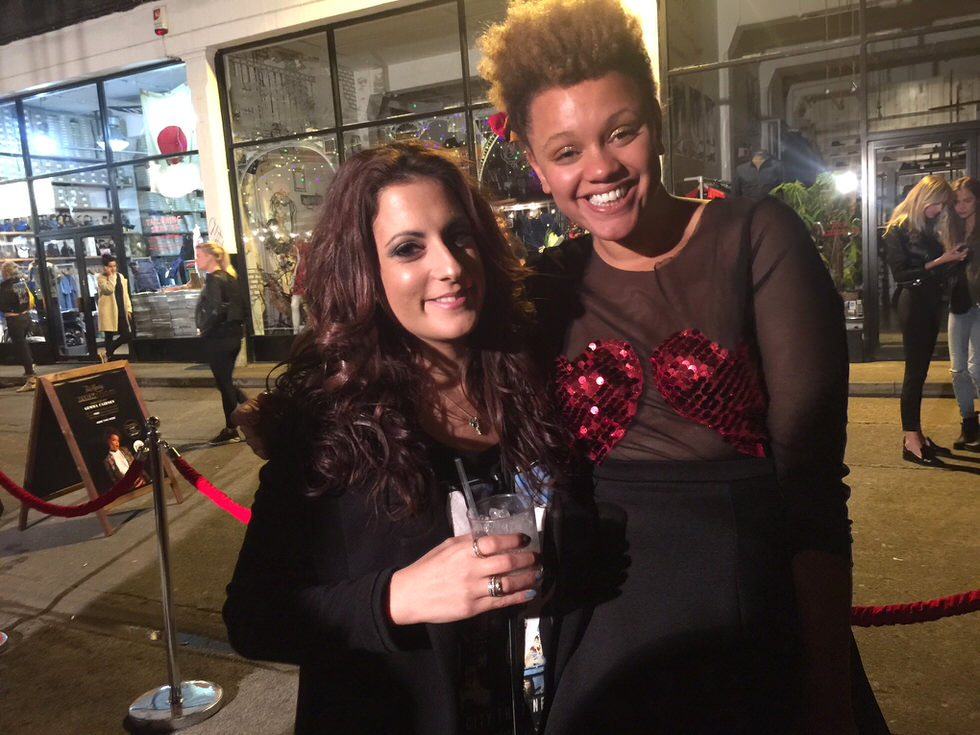 Sprinkles of Style - Tia Maria Event - Gemma Cairney