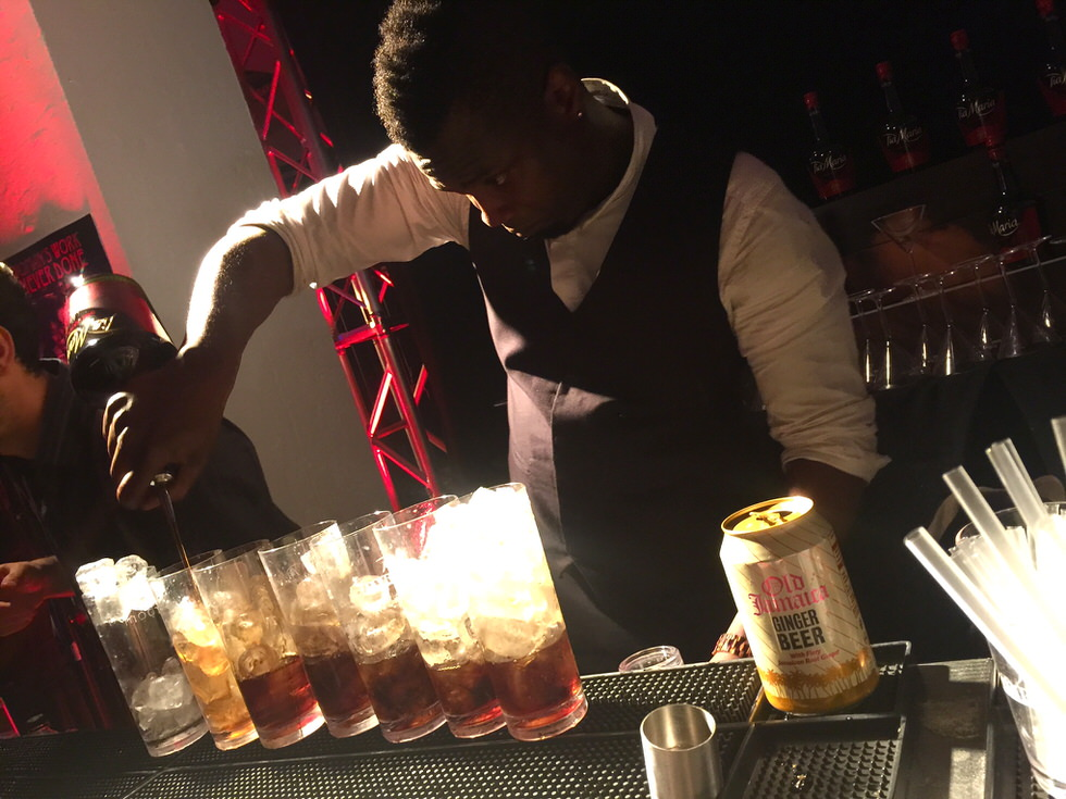 Tia Maria London Event