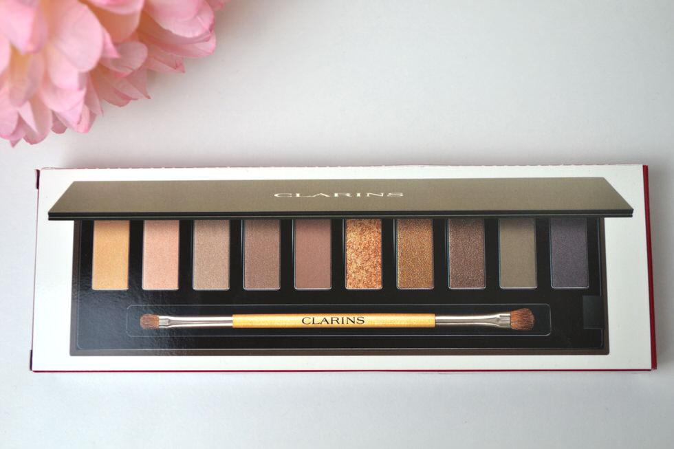 Clarins 'The Essentials' Eye Make-up Palette