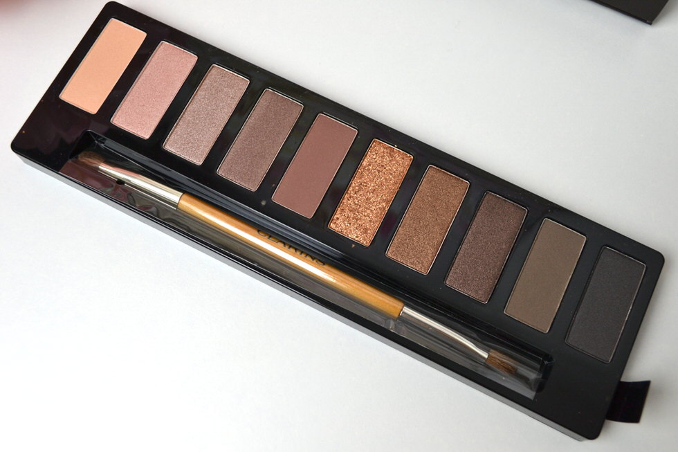 Clarins 'The Essentials' Eye Make-up Palette - Christmas Makeup