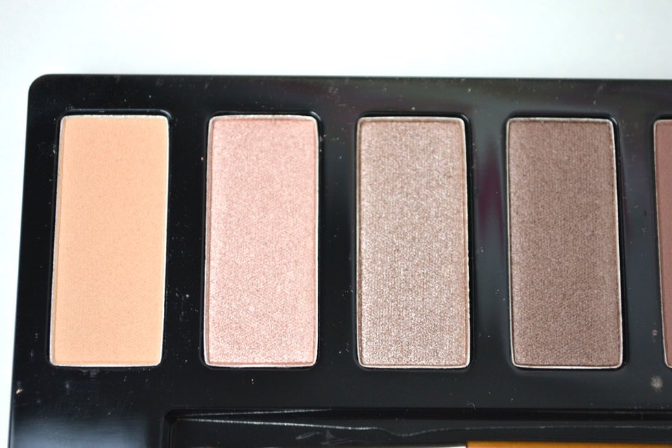 clarins the essentials eye makeup palette review