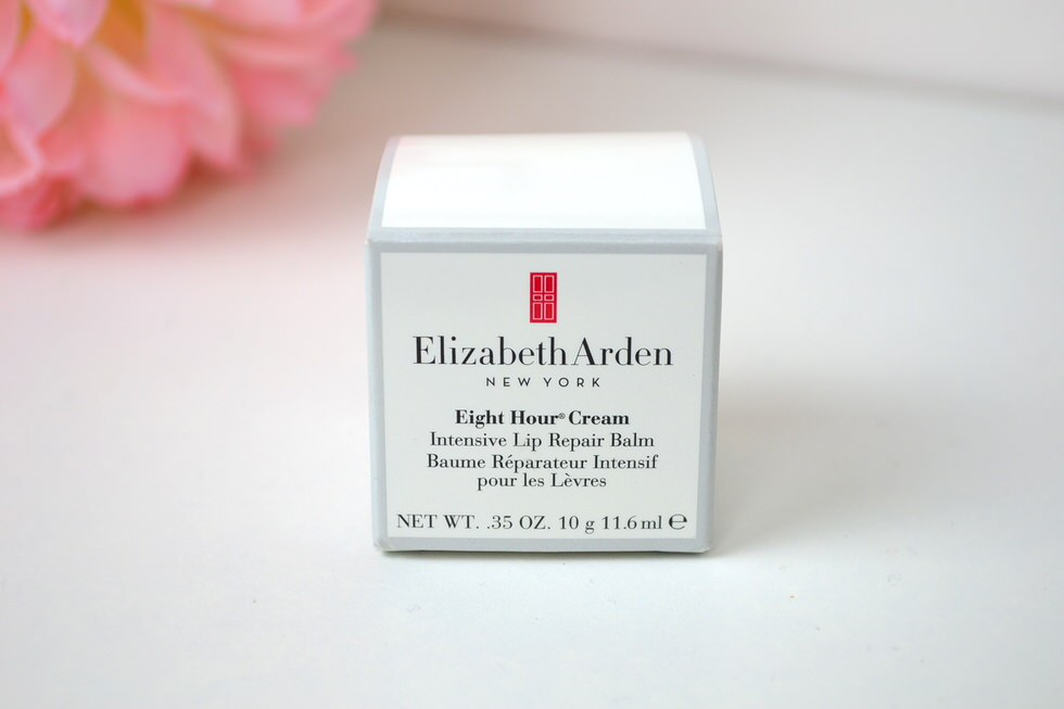 Elizabeth Arden: Eight Hour Cream Intensive Repair Lip Balm Review