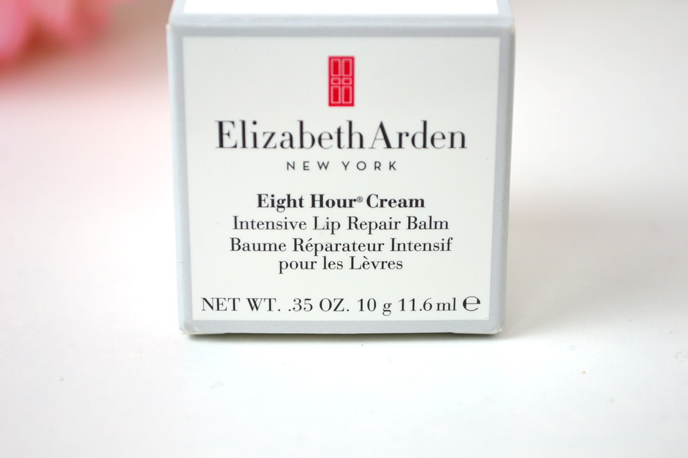 Elizabeth Arden: Eight Hour Cream Intensive Repair Lip Balm - Review