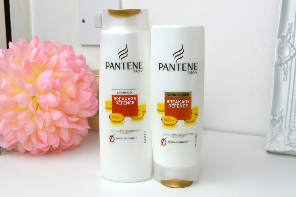 Pantene Pro V Breakage Defence Shampoo Conditioner