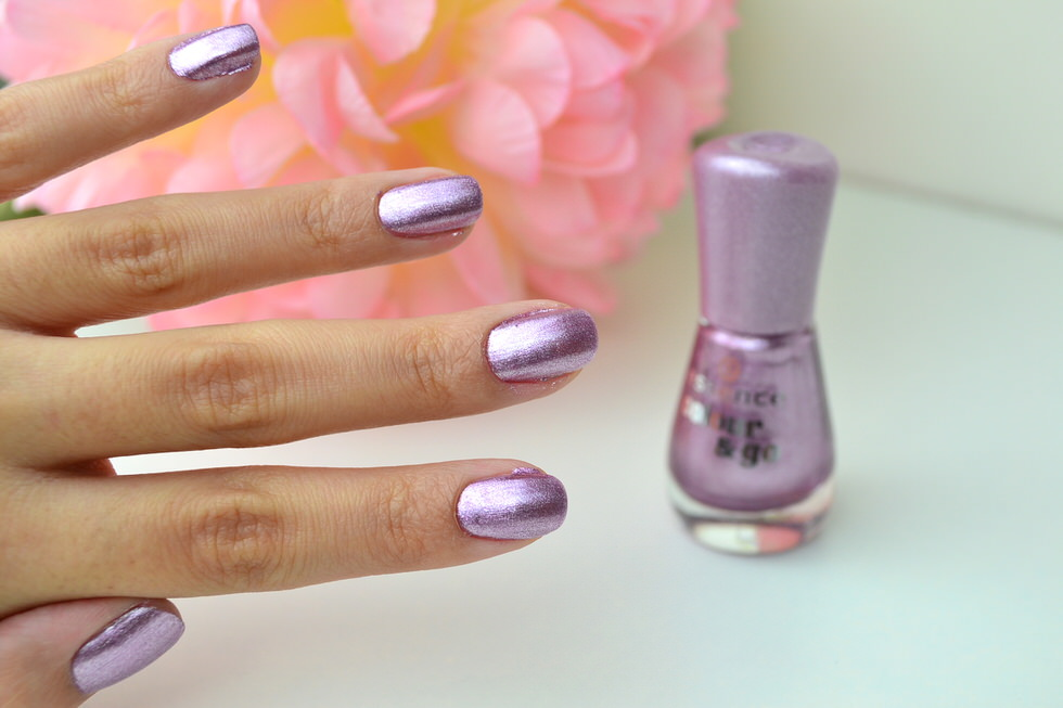 Essence Pink & Proud Nail Polish