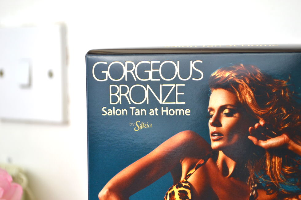 Gorgeous Bronze Salon Tan