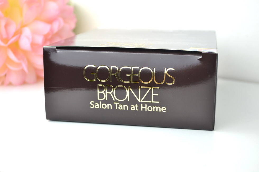 Gorgeous Bronze Salon Tan at Home Review