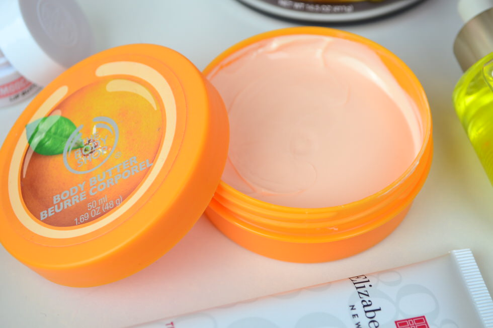 Winter KSincare - The Body Shop Body Butter