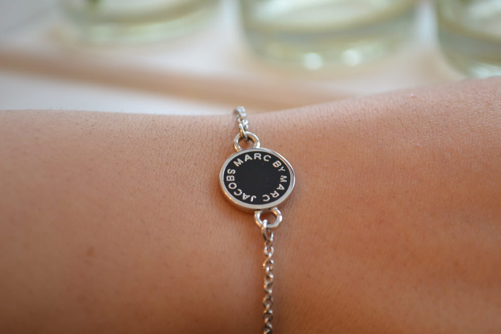 Marc Jacobs Disc Bracelet