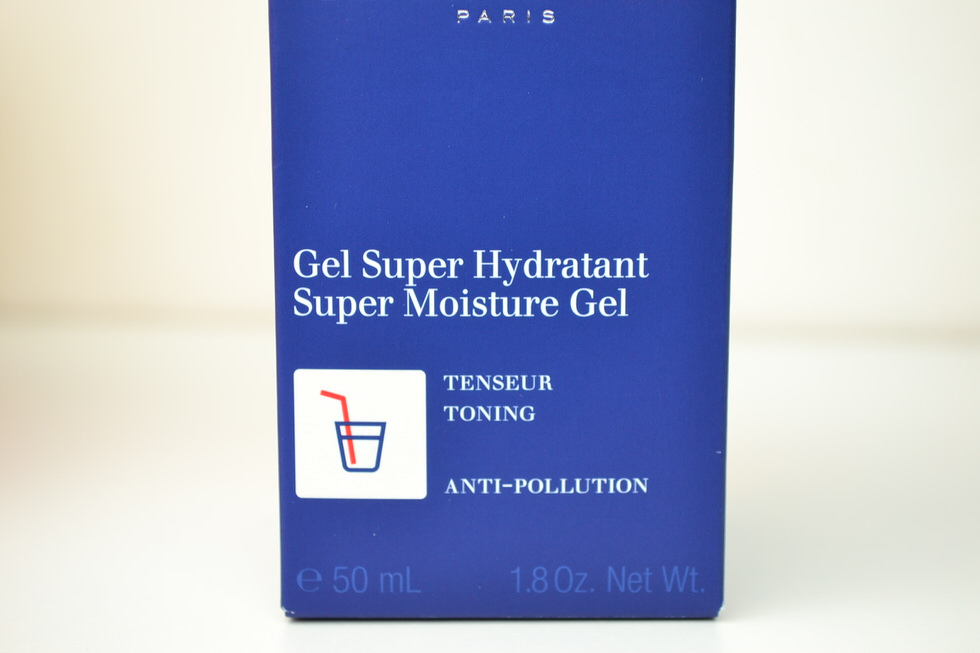 ClarinsMen Super Moisturiser Gel Hydrant Review